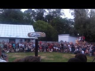 Geek picnic tesla music show