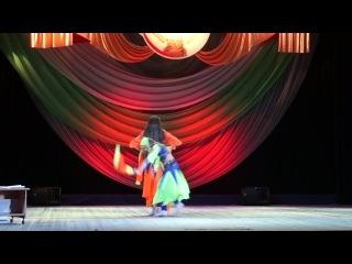 071 Индийские цыганки - Софья Ионина, Евгения Карацюба, Ситара, Харьков