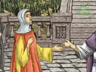 Равноапостольная Нина, просветительница Грузии. Мульткалендарь. 27 января