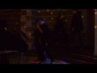 Balahon Flo концерт 21 декабря 2014 кафе бар Эдем