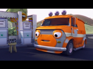 Олли Веселый грузовичок-Сборник 3