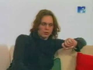 Ville Valo and Mige Interview - MTV Russia 2001 - part 3/5