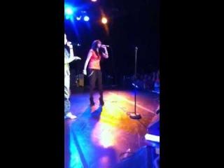 """Jasmine V at the Roxy """"Crew Love"""""""