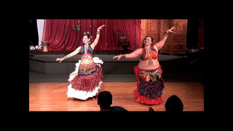 Awalim Tribal Belly Dance Co in TampaSt Pete FL part 2