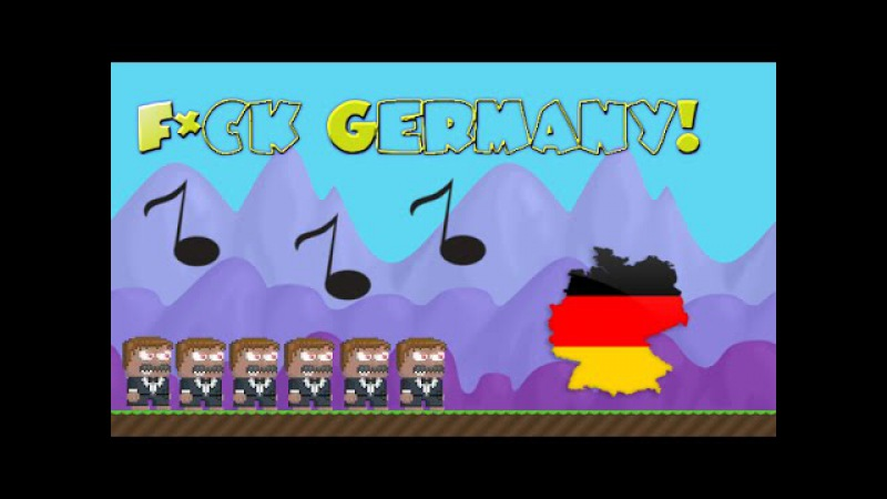 Growtopia Fuck Germany Music Video