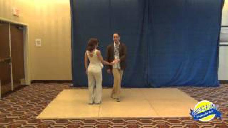 Swing Fling 2015 Workshop Greg Scott Lemery Rollins Ultimate Turning Technique