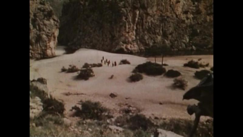 Джон Филлип Ло в фильме Золотое путешествие Синдбада Фэнтези боевик приключения США 1973