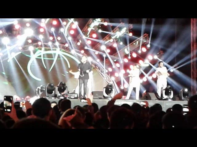 Murat Dalkilic Bu nasil ask Yilbasi konseri Baku 2017