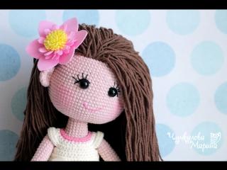 Крепление волос без узелков и пришивания (Чучкалова Марина )