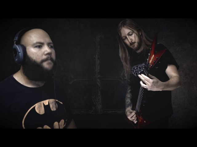 FEARED Covers PANTERA Mouth for War Vocal and Guitar Cover