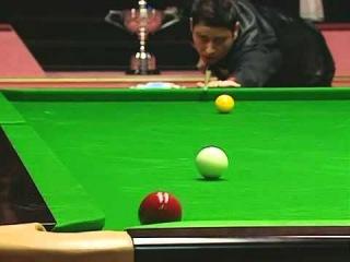 Snooker 2005 World Championship final  - Matthew Stevens vs Shaun Murphy - last frames
