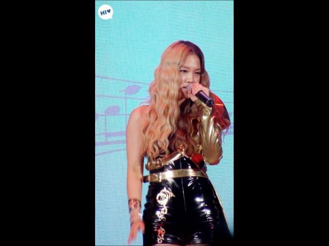 [FANCAM] 080912 Lotte World EvoL HAYANA Focus