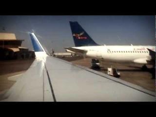 Boeing 737 Takeoff Sharmelsheikh - Perm . (ORENAIR)