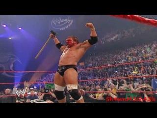 John Cena Vs. Edge Vs. Triple H Highlights - HD Backlash 2006