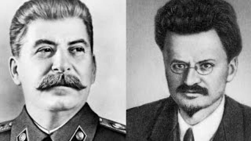 Троцкий против Сталина Секретные материалы