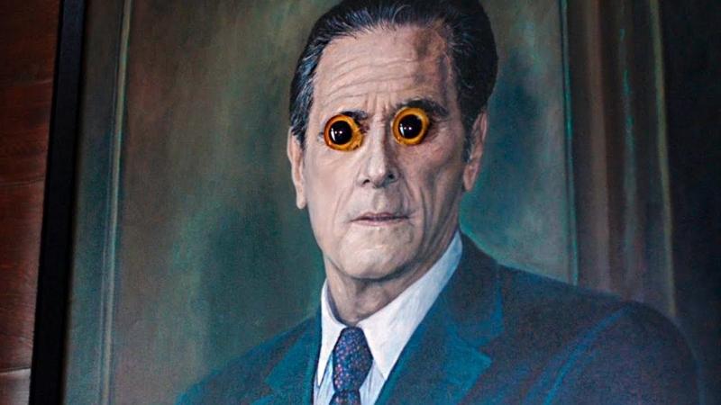 Истерия Русский трейлер 2 2018 Дубляж США ужасы триллер Delirium Тофер Грейс Дженезис Родригез Патришия Кларксон