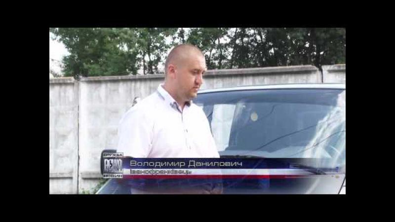 Іванофранківець подарував прикарпатським спецпризначенцям автомобіль