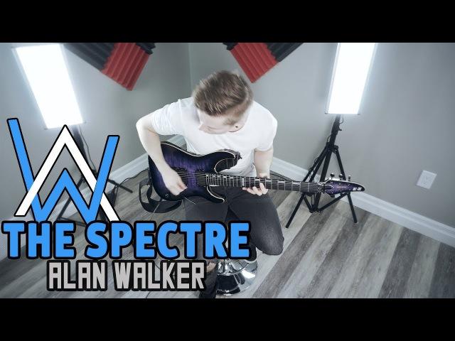 The Spectre Alan Walker Cole Rolland Guitar Cover