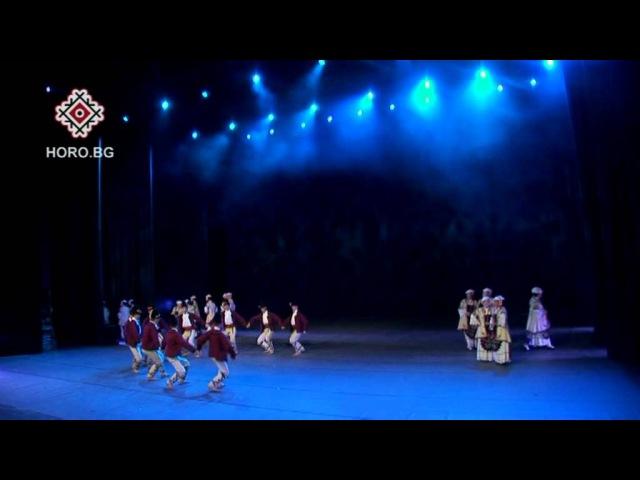 BG FOLK DANCE MASTERS DANUBE REGION PART 1