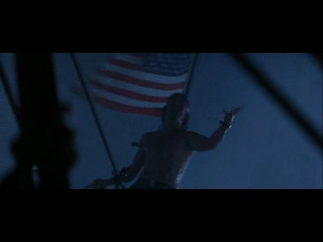 Лейтенант Дэн против Бога Отрывок из фильма Форест Гамп