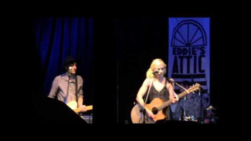 Emily Kinney live 5 20 15 @ Eddie's Attic in Decatur Ga