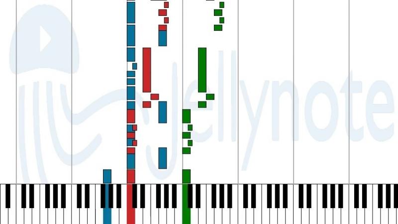 ноты Sheet Music Olam Varod Asfur