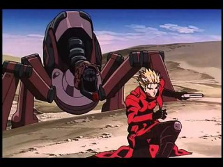Otaku Vengeance AMV: Trigun & Union Underground 'Revolution Man'