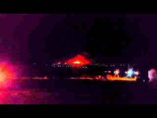 Взрыв склада в Сватово