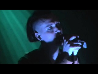 Dreadful Shadows - The Crawl (Placebo Cover live @ Eastend Berlin)