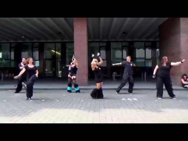 International Industrial Dance Meeting (Amphi - Festival 2014)