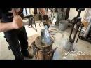 Fabrication d'armure médiévale Making of medieval armour 22