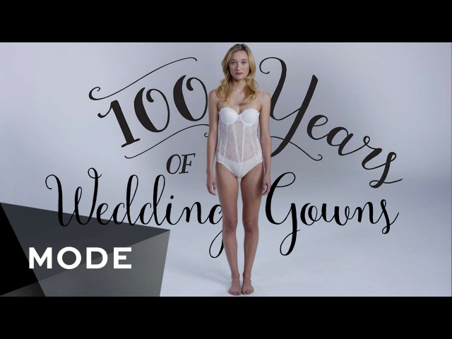 100 Years of Fashion: Wedding Dresses ★ Glam.com
