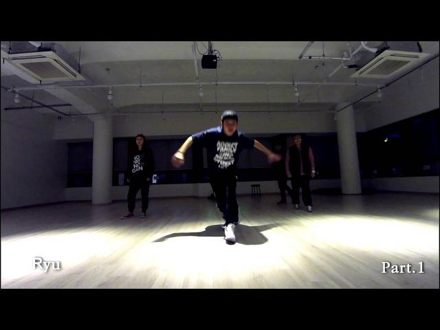 Popbong NATARAJA ( Boogtom, Ryu, Gandrea) freestyle clip PART.1
