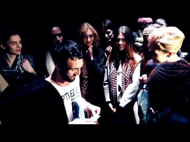 APTI EZIEV POSTMAN SPBFW f w 15 16 backstage
