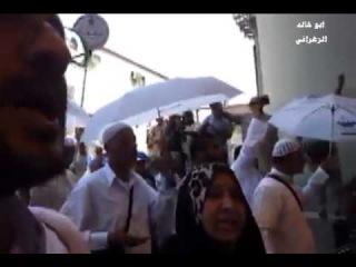 Shirk palomnikov v Mekke