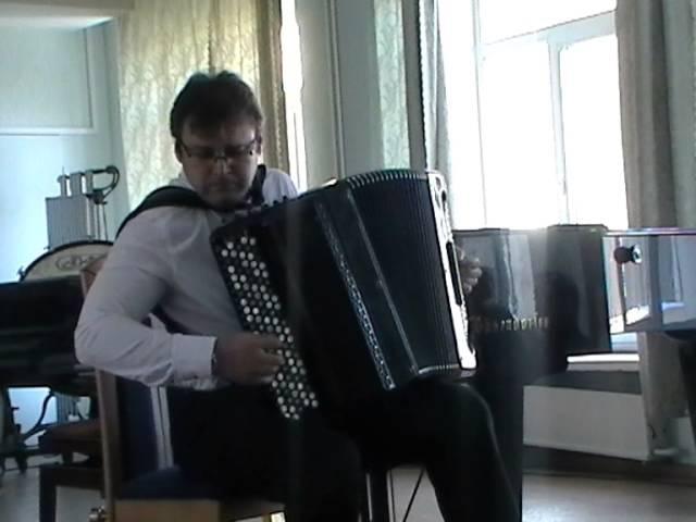 Чакона Дитрих Букстехуде Играет Роман ЖБАНОВ