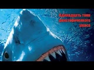 МЕГАЛОДОН  (США.Фантастика.Ужасы.) ФИЛЬМЫ  HD