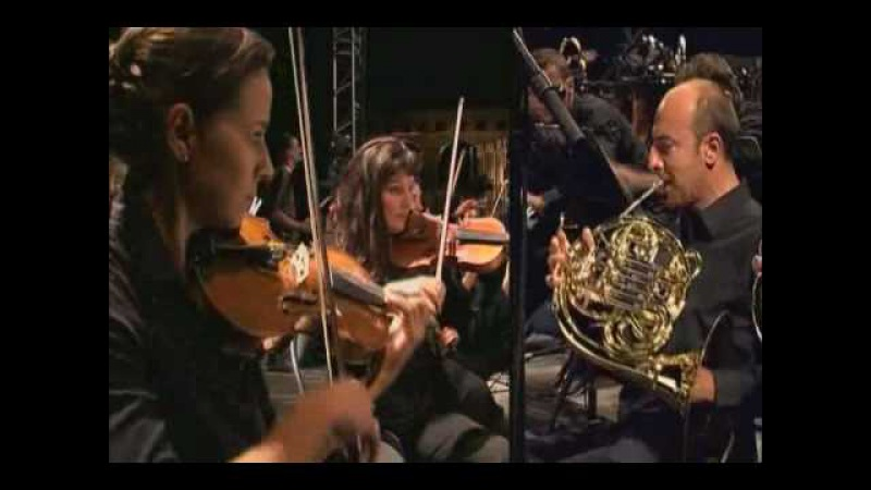 Jeff Mills Montpelier Philharmonic Orchestra Full Video