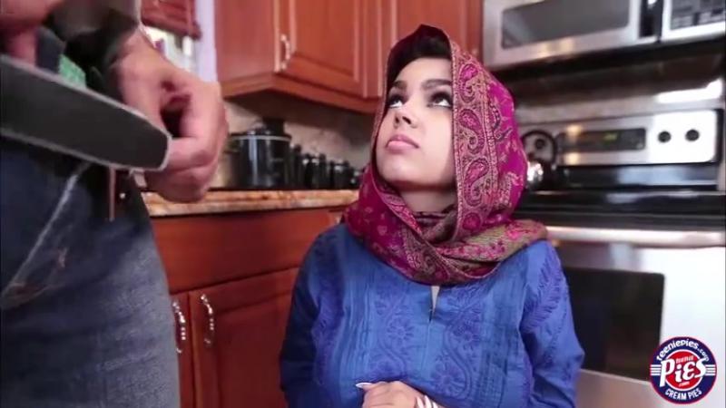A Busty Arab teen Ada gets fucked in