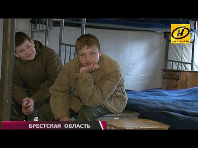 Кадетов на три дня отправили в армию, Брест