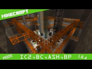 Minecraft   Установка модов IC2,BC,ASH,BP    Типо Обзор IC2