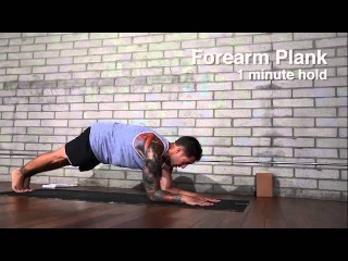Dylan Werner Yoga Intermediate Yoga Strength Class 1 Full length, free