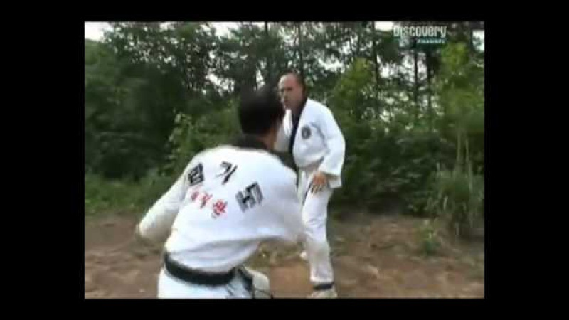 Тайны боевых искусств Ю Корея Хапкидо