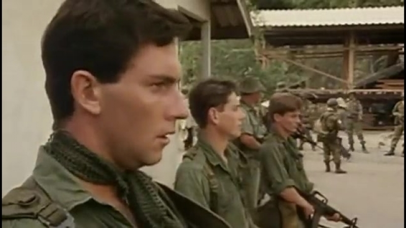 Вьетнам до востребования 3 серия Джон Дайган Крис Нунен 1987
