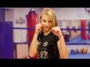 Прекрасная девушка кикбоксер / Kickboxing girl DeeOne
