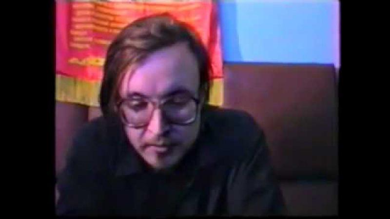 ЕГОР ЛЕТОВ 20 05 1995 Интервью полностью Иркутск