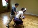 Thai Chair Massage 1