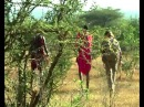 Мир наизнанку Африка, 2 выпуск. Племя масаи