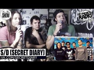 Бла-Бла SHOW  (part 1) + SD (Secret Diary) INTERVIEW (NOMERCY RADIO)