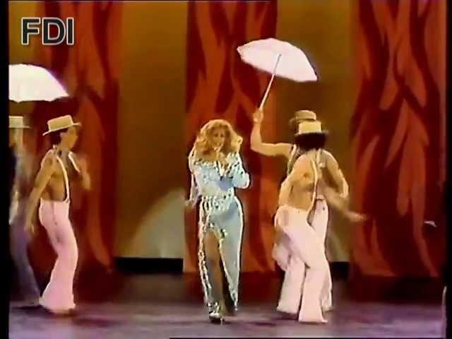Dalida Il faut danser Reggae The Monte Carlo show 1980